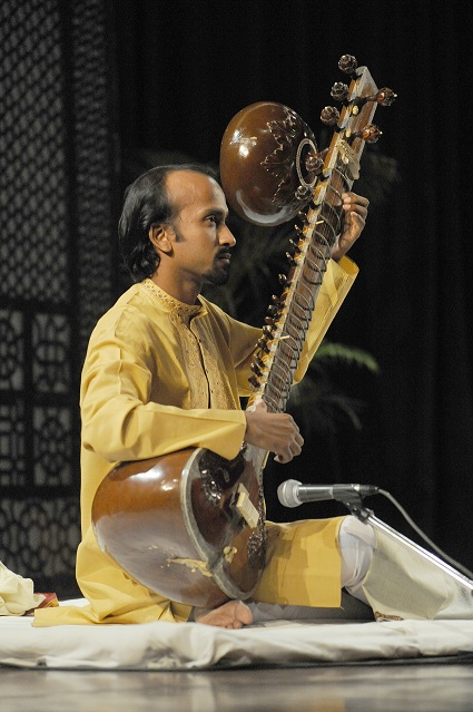 Concert in Indian International Centre